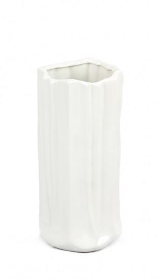 Vase original blanc ou gris