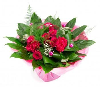 Bouquet rond Delicatesse