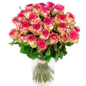 Bouquet de roses Glow