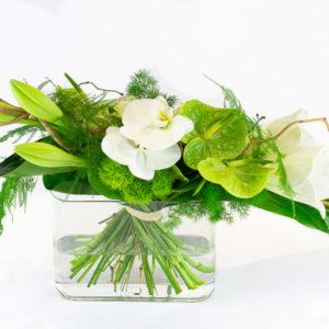 Bouquet longueur - Deuil