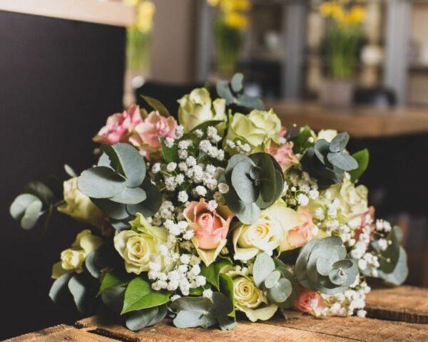 bonheur bouquet