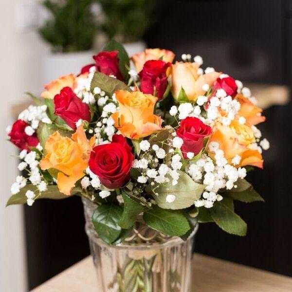 Un peu de couleurs bouquet