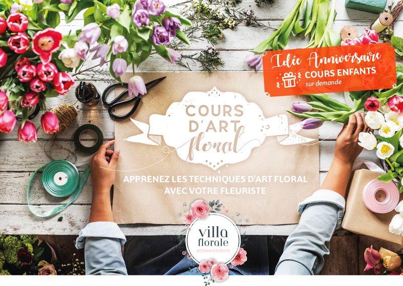 Cours d'Art Floral Lorient